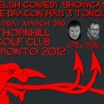 comedy showcase toronto